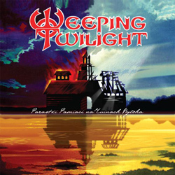 "Weeping Twilight - ""Parastki Pamiaci na Ruinach Byloha"" CD cover image - Click to read review"