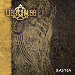 "Welicoruss - ""Kharna"" CD/EP cover image - Click to read review"