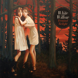 "White Willow - ""Terminal Twilight"" CD cover image"