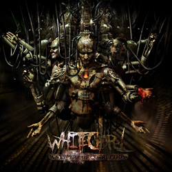 "Whitechapel - ""A New Era of Corruption"" CD cover image - Click to read review"