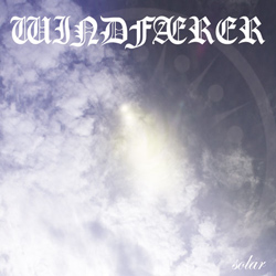 "Windfaerer - ""Solar"" CD/EP cover image"
