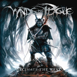 "Winds Of Plague - ""Decimate the Weak"" CD cover image"