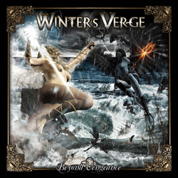 "Winter's Verge - ""Beyond Vengeance"" CD cover image"