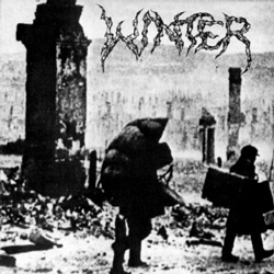 "Winter - ""Into Darkness (reissue)"" CD cover image - Click to read review"