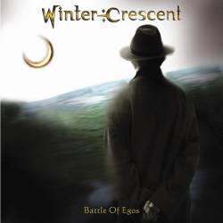 "Winter Crescent - ""Battle Of Egos"" CD cover image - Click to read review"