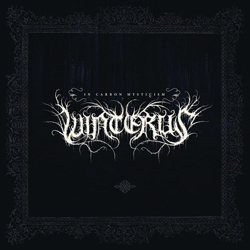 "Winterus - ""In Carbon Mysticism"" CD cover image"