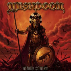 "Wishdoom - ""Winds of War"" CD/EP cover image - Click to read review"
