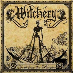 "Witchery - ""Don't Fear The Reaper"" CD cover image"