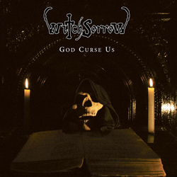 "Witchsorrow - ""God Curse Us"" CD cover image - Click to read review"