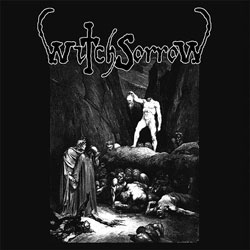"Witchsorrow - ""Witchsorrow"" CD cover image - Click to read review"