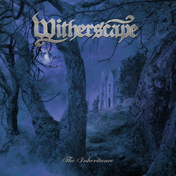 "Witherscape - ""The Inheritence"" CD cover image"