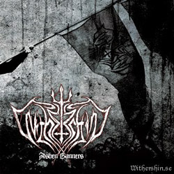 "Withershin - ""Ashen Banners"" CD cover image"