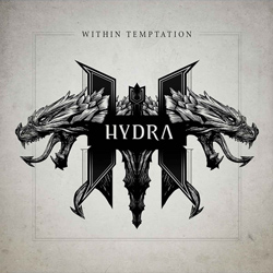 "Within Temptation - ""Hydra"" CD cover image"