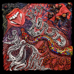 "Wizard Rifle - ""Speak Loud Say Nothing"" CD cover image - Click to read review"