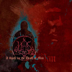 "Woe - ""A Spell For The Death of Man"" CD cover image - Click to read review"