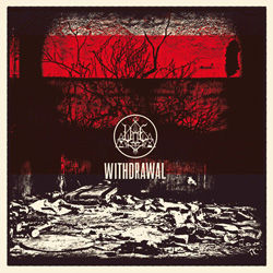 "Woe - ""Withdrawal"" CD cover image"