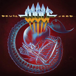 "Wolf - ""Devil Seed"" CD cover image - Click to read review"