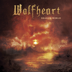 "Wolfheart - ""Shadow World"" CD cover image - Click to read review"
