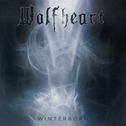 "Wolfheart - ""Winterborn"" CD cover image - Click to read review"