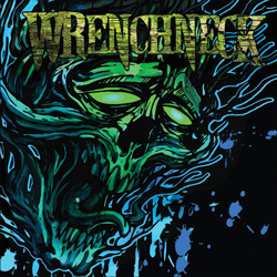"WrenchNeck - ""WrenchNeck"" CD cover image - Click to read review"