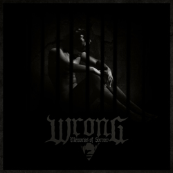 "Wrong - ""Memories of Sorrow"" CD cover image"