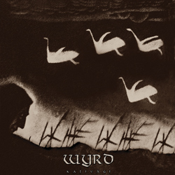 "Wyrd - ""Kalivagi"" CD cover image"