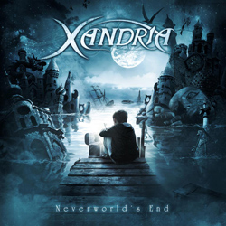 "Xandria - ""Neverworld's End"" CD cover image"