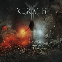 "Xerath - ""III"" CD cover image - Click to read review"
