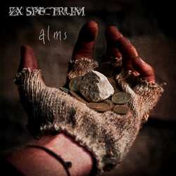"ZX Spectrum - ""Alms"" CD/EP cover image - Click to read review"