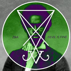 "Zeal And Ardor - ""Devil Is Fine"" CD cover image"