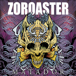 "Zoroaster - ""Matador"" CD cover image - Click to read review"