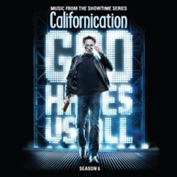 "- ""Californication: Music from the Showtime Series, Season 6"" CD cover image"