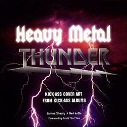 "- ""Heavy Metal Thunder"" Book cover image"