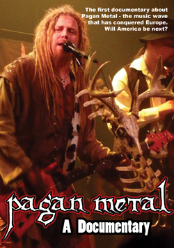 "- ""Pagan Metal: A Documentary"" DVD cover image"