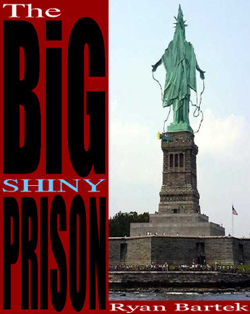 "- ""The Big Shiny Prison"" Book cover image"