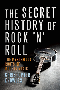 "- ""The Secret History of Rock N' Roll"" Book cover image"
