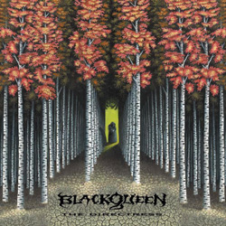 "black Queen - ""The Directress"" CD cover image"