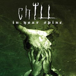 "chILL - ""In Your Spine"" Promo CD cover image"