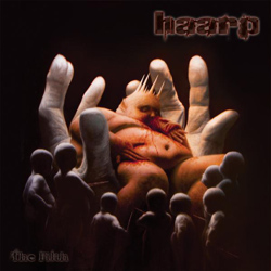 "haarp - ""The Filth"" CD cover image"