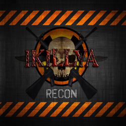 "ikillya - ""Recon"" CD cover image - Click to read review"