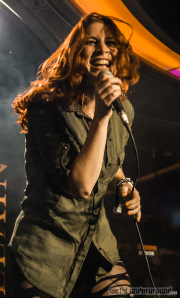 Delain @ 70,000 Tons Of Metal 2013, Day 1