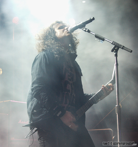 Kreator @ 70,000 Tons Of Metal 2013, Day 2