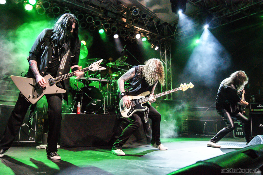 Helloween @ 70,000 Tons Of Metal 2013, Day 3