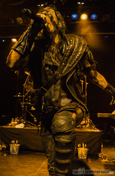 Turisas @ 70,000 Tons Of Metal 2013, Day 3