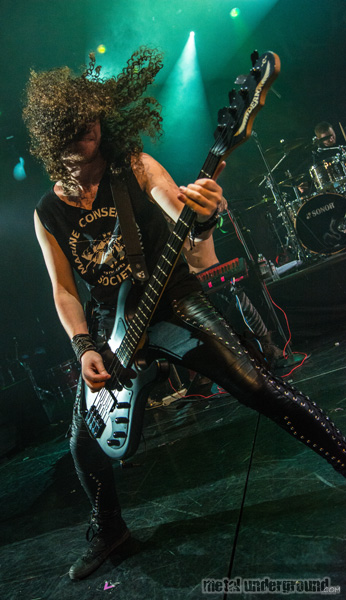 Alestorm @ 70,000 Tons Of Metal 2015, Day 1