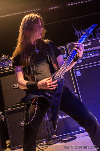 Melechesh @ 70,000 Tons Of Metal 2015, Day 1