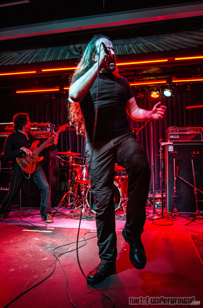 Threshold @ 70,000 Tons Of Metal 2015, Day 1