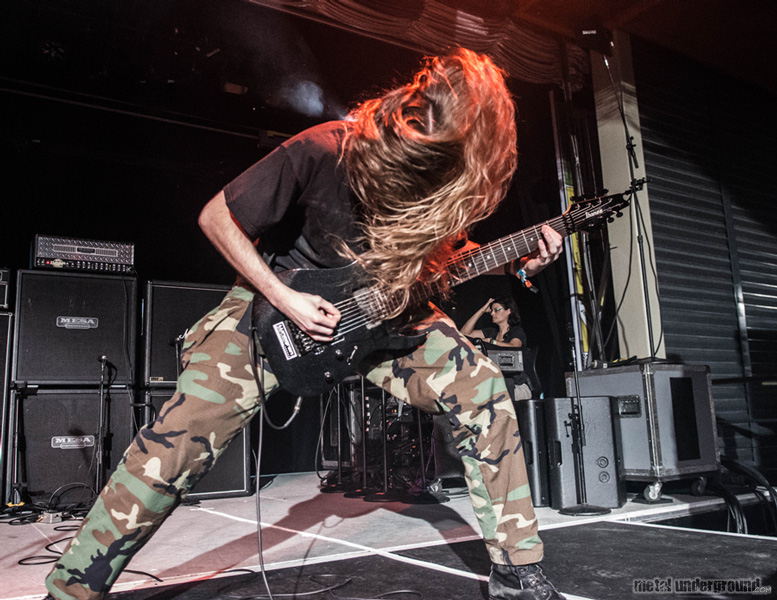 Ancient Rites @ 70,000 Tons Of Metal 2016, Day 1