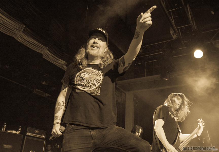 At The Gates @ 70,000 Tons Of Metal 2016, Day 1