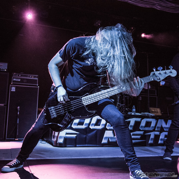 Katatonia @ 70,000 Tons Of Metal 2016, Day 1